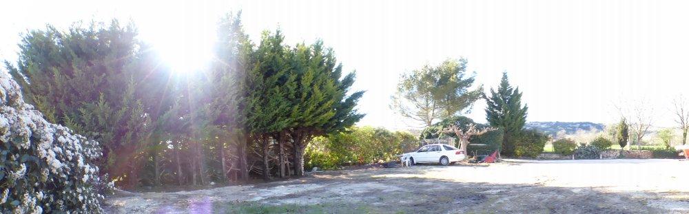 Aire camping-car à Gordes (84220) - Photo 11